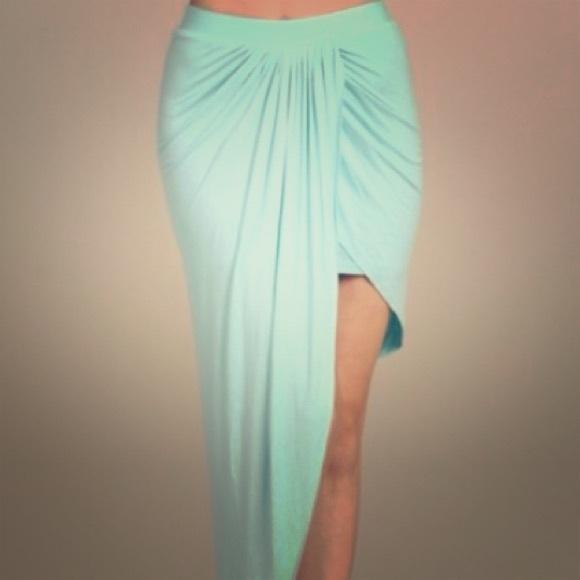 "Bare Anthology Dresses & Skirts - ""Bubbles"" Asymmetrical Skirt"